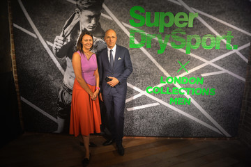 Dylan Jones Official Superdry Sport Launch on the Opening Night of LCM