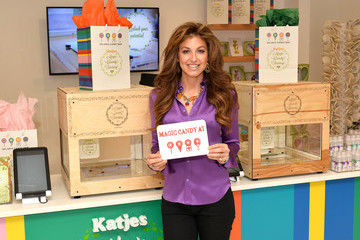 Dylan Lauren Dylan's Candy Bar Exclusively Launches First 3D Printed Candy in the U.S. with Katjes Magic Candy Factory