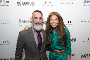 Dylan Lauren Michigan Avenue Magazine and TR Napa Valley Host a Benefit Luncheon For Dylan's Candy BarN With Cover Star Dylan Lauren At Travelle