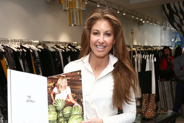 Dylan Lauren Sara Blakely and Alice + Olivia Celebrate the Launch of 'The Belly Art Project'