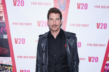 Dylan McDermott V20: The Red Party - 20th Anniversary Celebration of V-Day and 'The Vagina Monologues'