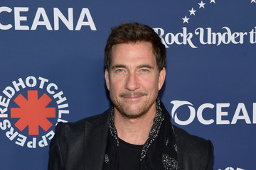 """Dylan McDermott Oceana's Fourth Annual """"Rock Under The Stars"""" Featuring The Red Hot Chili Peppers"""