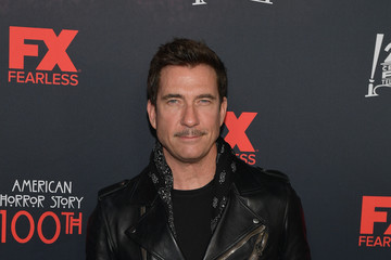 "Dylan McDermott FX's ""American Horror Story"" 100th Episode Celebration - Arrivals"