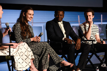Dylan Minnette #NETFLIXFYSEE Event For '13 Reasons Why' Season 2 - Inside