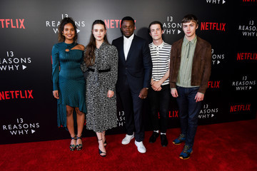 Dylan Minnette #NETFLIXFYSEE Event For '13 Reasons Why' Season 2 - Arrivals