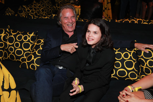 """Premiere Of HBO's """"Watchmen"""" - After Party [watchmen,yellow,event,design,fun,dylan schombing,don johnson,california,hbo,party,l,premiere,party,premiere]"""