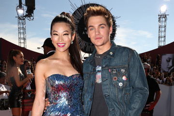 Arden and her reported boyfriend Dylan were spotted together at the MTV Video Music Awards on August 24, 2014