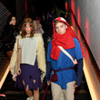 Dylan Sprouse Heidi Klum's 20th Annual Halloween Party - Inside