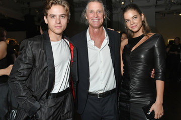 Dylan Sprouse Barbara Palvin Cindy Crawford And Candice Swanepoel Host 'ANGELS' By Russell James Book Launch And Exhibit - Inside