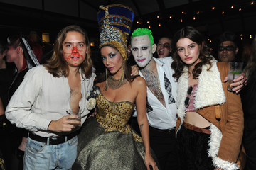 Dylan Sprouse Heidi Klum's 18th Annual Halloween Party Sponsored By SVEDKA Vodka And Party City