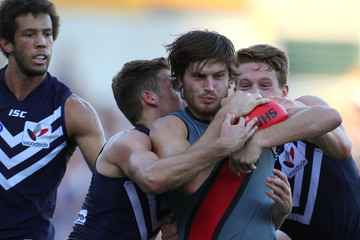 Dylan Van Unen AFL Rd 4 - Fremantle v Essendon