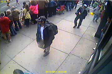 Dzhokar Tsarnaev FBI Releases Images of Boston Bombing Suspects