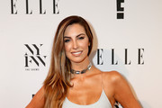 Katherine Webb attends E! + ELLE + IMG Party to celebrate the opening of NYFW at Santina on September 7, 2016 in New York City.