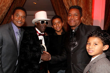 Jermajesty Jackson A&E Launches - The Jacksons: A Family Dynasty Premiering Sunday Dec 13 2009
