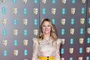 Edith Bowman attends the EE British Academy Film Awards 2020 at Royal Albert Hall on February 02, 2020 in London, England.