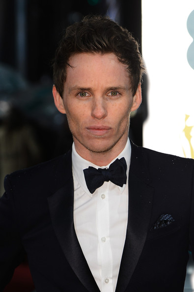 Eddie Redmayne attends the EE British Academy Film Awards at The Royal Opera House on February 10, 2013 in London, England.