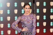 Louise Roe attends the 70th EE British Academy Film Awards (BAFTA) at Royal Albert Hall on February 12, 2017 in London, England.