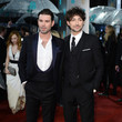 Alex Zane and Dave Berry