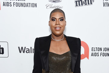 EJ Johnson 28th Annual Elton John AIDS Foundation Academy Awards Viewing Party Sponsored By IMDb, Neuro Drinks And Walmart - Red Carpet