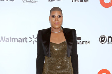EJ Johnson 28th Annual Elton John AIDS Foundation Academy Awards Viewing Party Sponsored By IMDb, Neuro Drinks And Walmart - Arrivals