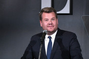 James Corden speaks onstage during ELLE's 25th Annual Women In Hollywood Celebration presented by L'Oreal Paris, Hearts On Fire and CALVIN KLEIN at Four Seasons Hotel Los Angeles at Beverly Hills on October 15, 2018 in Los Angeles, California.