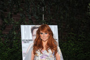 Author Julie Klausner attends as ELLE hosts Women In Comedy event with July Cover Star Kate McKinnon at Public Arts on June 13, 2017 in New York City.