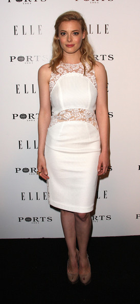 Actress Gillian Jacobs attends ELLE's Inaugural Women in Television Celebratory Dinner at the Soho House on January 27, 2011 in West Hollywood, California.