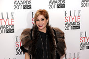 Stylist Brix Smith-Start attends the 2011 ELLE Style Awards at the Grand Connaught Rooms on February 14, 2011 in London, England.