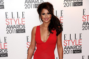 Singer Cheryl Cole attends the 2011 ELLE Style Awards at the Grand Connaught Rooms on February 14, 2011 in London, England.