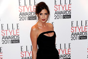 Lisa Snowdon attends the 2011 ELLE Style Awards at the Grand Connaught Rooms on February 14, 2011 in London, England.