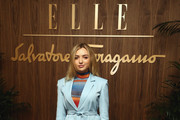 Peyton List attends the ELLE x Ferragamo Hollywood Rising Party at Sunset Tower on October 11, 2019 in Los Angeles, California.
