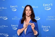 Amy Landecker attends EMILY's List 3rd Annual Pre-Oscars Event at Four Seasons Hotel Los Angeles at Beverly Hills on February 04, 2020 in Los Angeles, California.
