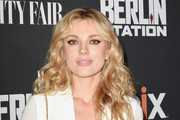 "Model Bar Paly attends EPIX ""Berlin Station"" LA premiere at Milk Studios on September 29, 2016 in Los Angeles, California."