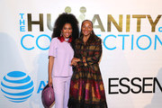 "MoAna Luu, Susan L. Taylor  attend ESSENCE & AT&T ""Humanity Of Connection"" event at New York Historical Society on June 10, 2019 in New York City."