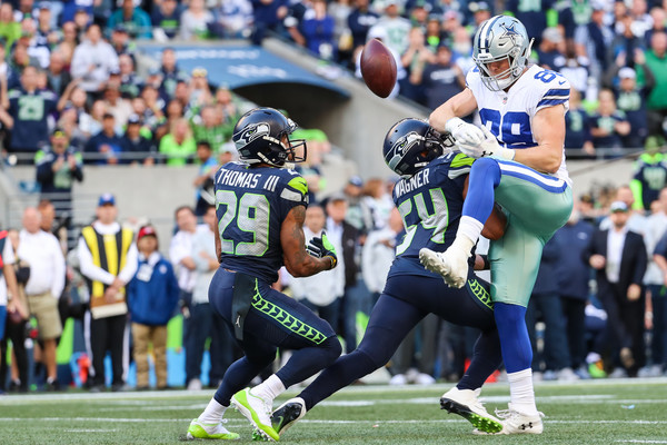 Dallas Cowboys vs. Seattle Seahawks