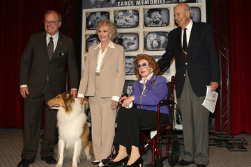 Karl Reiner Early TV Memories First-Class Commemorative Stamp Dedication Ceremony