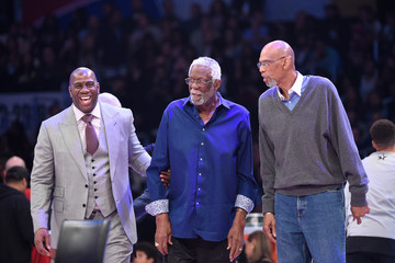 Earvin Johnson NBA All-Star Game 2018