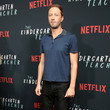 Ebon Moss-Bachrach NY Special Screening Of Netflix's 'The Kindergarten Teacher' - Arrivals
