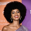 Ebonee Davis Rihanna's 5th Annual Diamond Ball