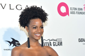 Ebonee Davis 26th Annual Elton John AIDS Foundation's Academy Awards Viewing Party - Arrivals