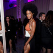Ebonee Davis Hotel Lutetia : Cindy Bruna's Birthday Party - Paris Fashion Week - Womenswear Spring Summer 2020