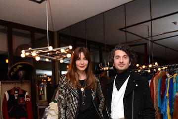 "Ece Sukan ""Silver Censor"" Hosted By Monser Vintage\\Hakan Bahar Exhibited By Asya Ceting Aclis Party - Mercedes Benz Fashion Week Istanbul Fall/Winter 2015"