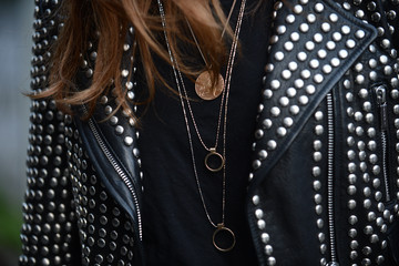 Ece Sukan Street Style - Day 6 - Mercedes Benz Fashion Week Istanbul Fall/Winter 2015