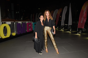 Ece Sukan VIP Guests - Day 4 - Mercedes-Benz Fashion Week Istanbul - September 2017
