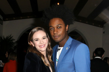 Echo Kellum Entertainment Weekly Celebrates Screen Actors Guild Award Nominees at Chateau Marmont sponsored by Maybelline New York - Inside