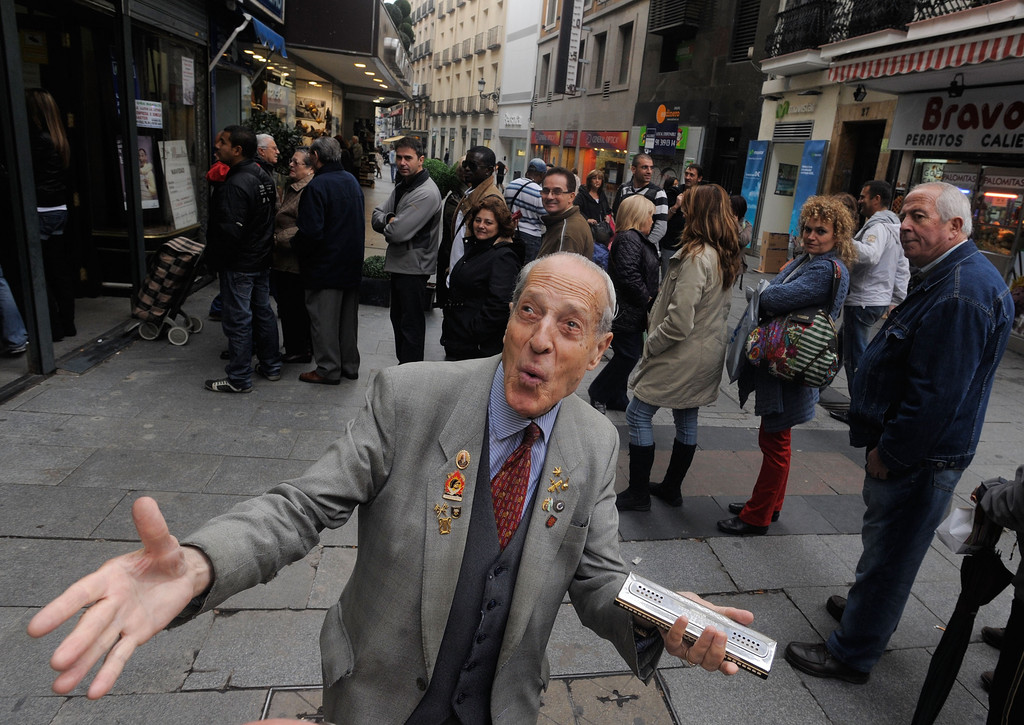 Economic Crisis In Spain Worsens As A General Election ...