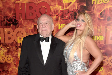 Ed Asner HBO's Official 2015 Emmy After Party - Arrivals