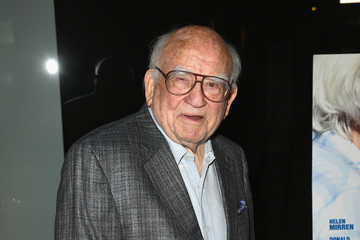 Ed Asner Premiere of Sony Pictures Classics' 'The Leisure Seeker' - Red Carpet