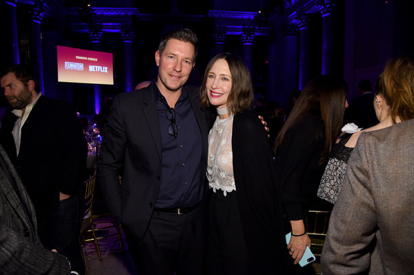 IFP's 29th Annual Gotham Independent Film Awards - Backstage [event,fashion,fun,night,performance,ed burns,vera farmiga,29th annual gotham independent film awards - backstage,new york city,cipriani wall street,ifp,29th annual gotham independent film awards]