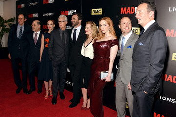 Ed Carroll 'Mad Men' New York Special Screening